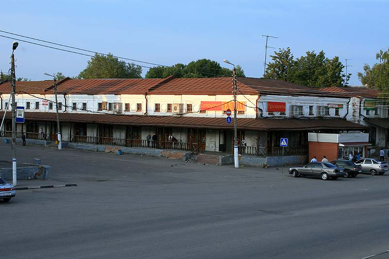 Город Юрьев Польский, 2007 год, Владимирская область, Ополье