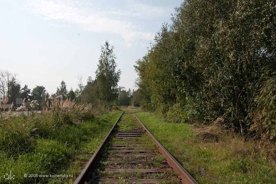 Железная дорога, Хотьково