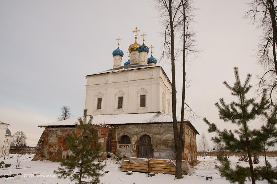 Свято-Лукианова пустынь, Лукьянцево, Владимирская область, монастырь