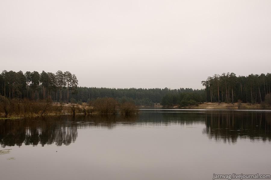 Орехово-Зуевский район пейзаж реки Нерской