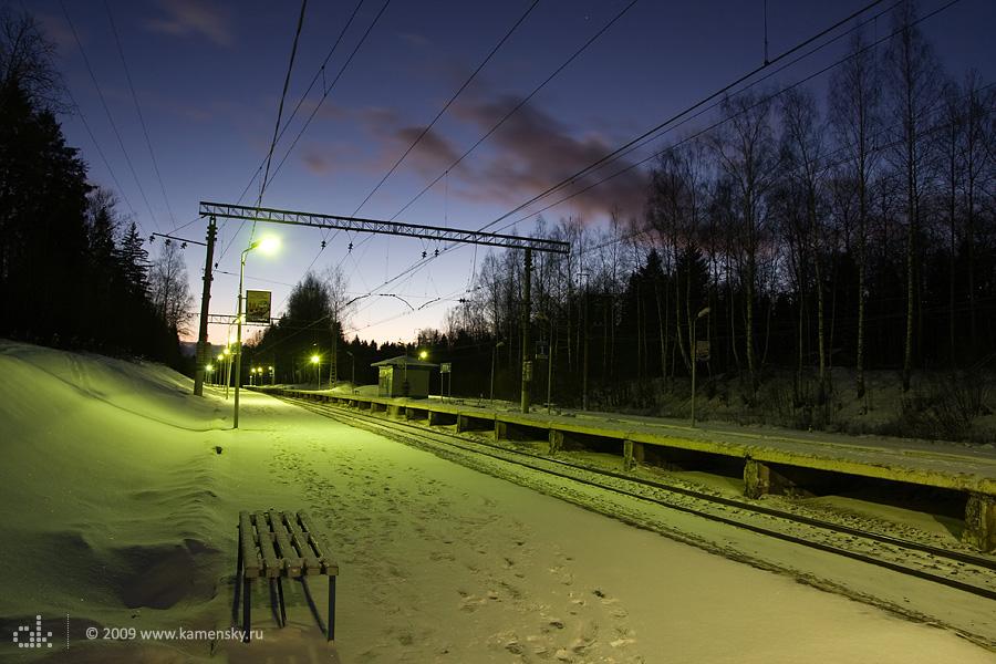Платформа 81 км, МЖД