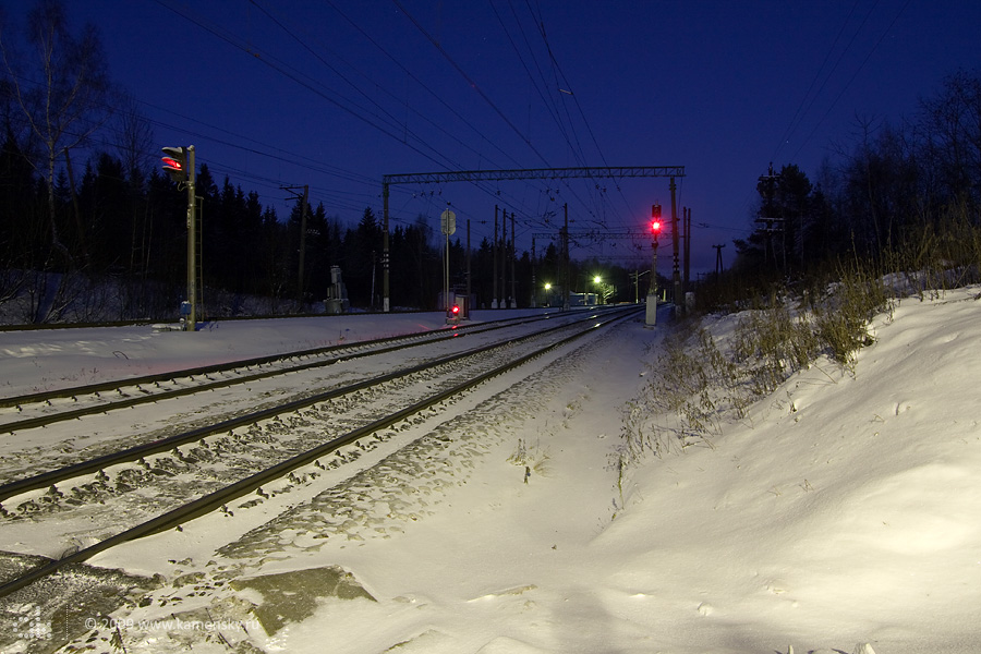 Горловина,  платформа 81 км
