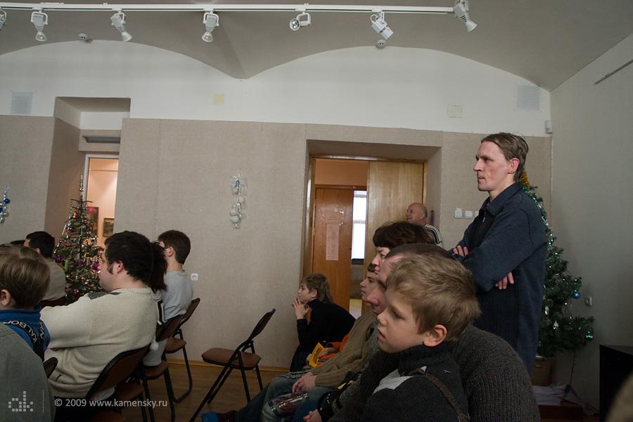 Презентация фильма Павла Кашина в Раменском