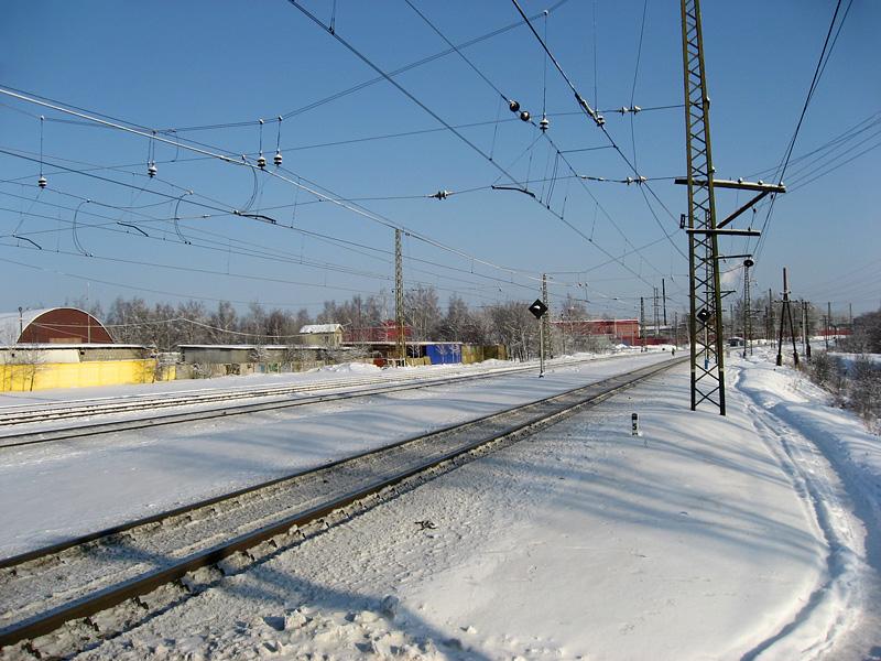 Зимние красоты Сергиева Посада