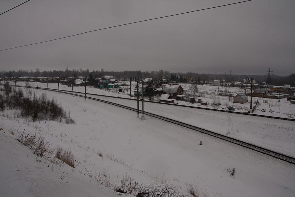 Кубинка, снегоочиститель поезд