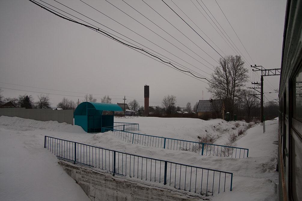 Депо Поварово (Поворово)