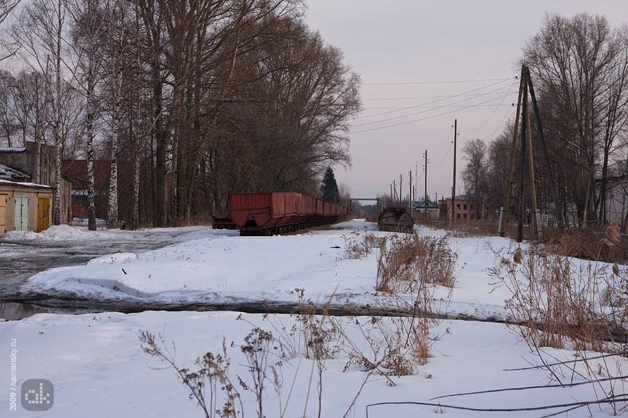 Весна, УЖД перед закрытием и уничтожением, Болнь, Керва, Кубринск, Шатура