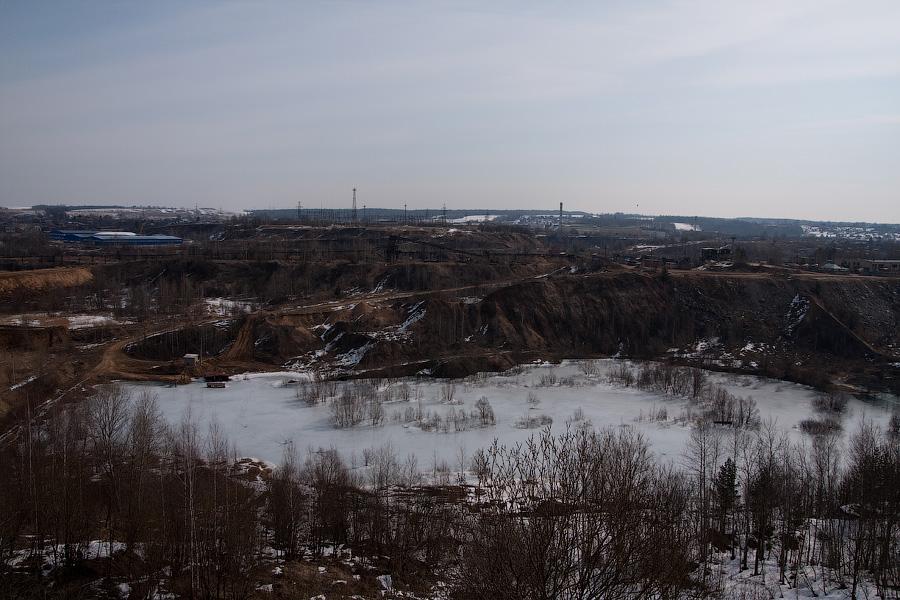 Тверская область, УЖД Силикатного завода
