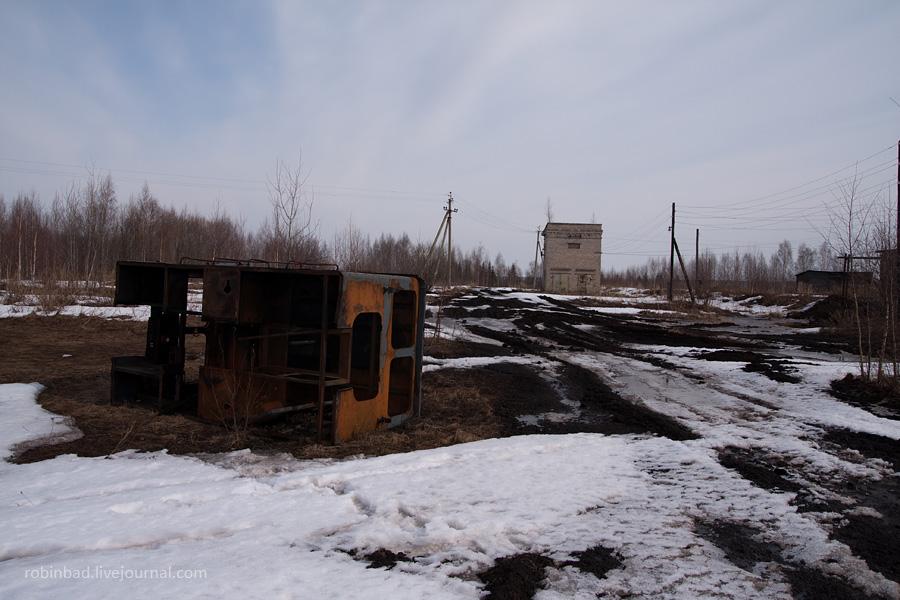 УЖД Кимрского ТП поселок Заводской