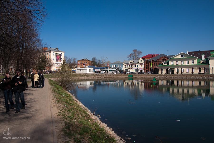 Белый пруд, Сергиев Посад