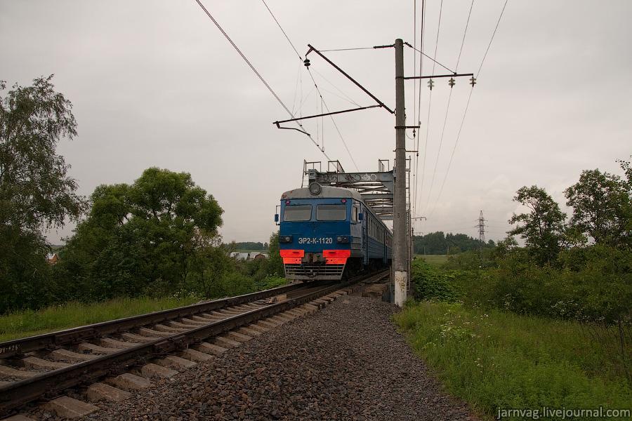 Электропоезд ЭР2 К-1120