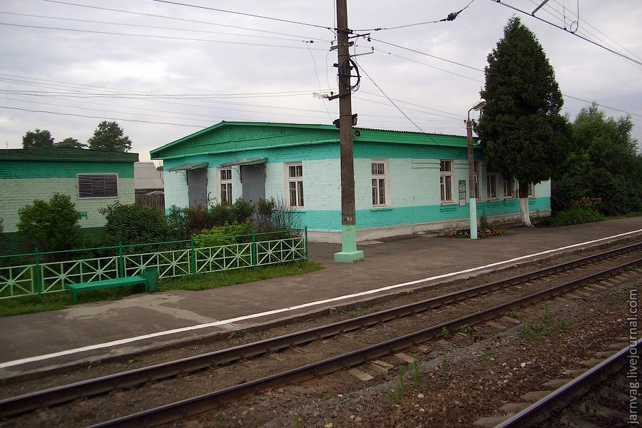 станция Ильинский погост, БМО