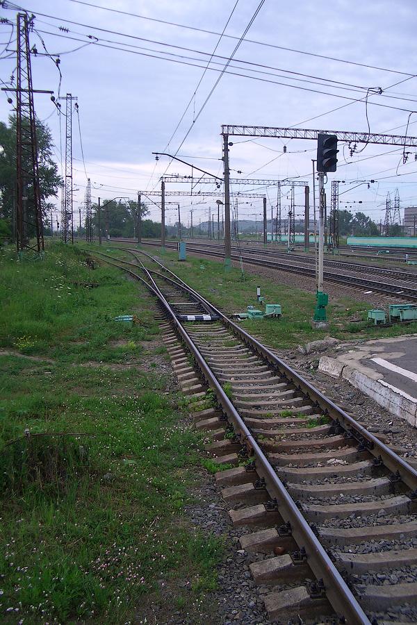 Станция Воскресенск, платформы БМО