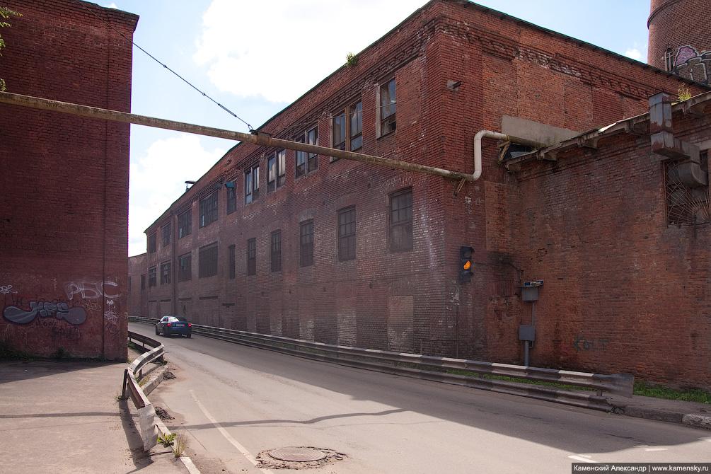 Ивантеевка, плотина, фабрика А.М. Рудой, Ивантеевская тонкосуконная фабрика