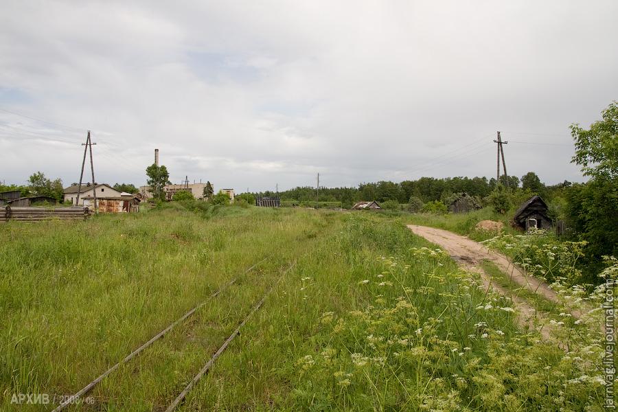 УЖД Кубринск