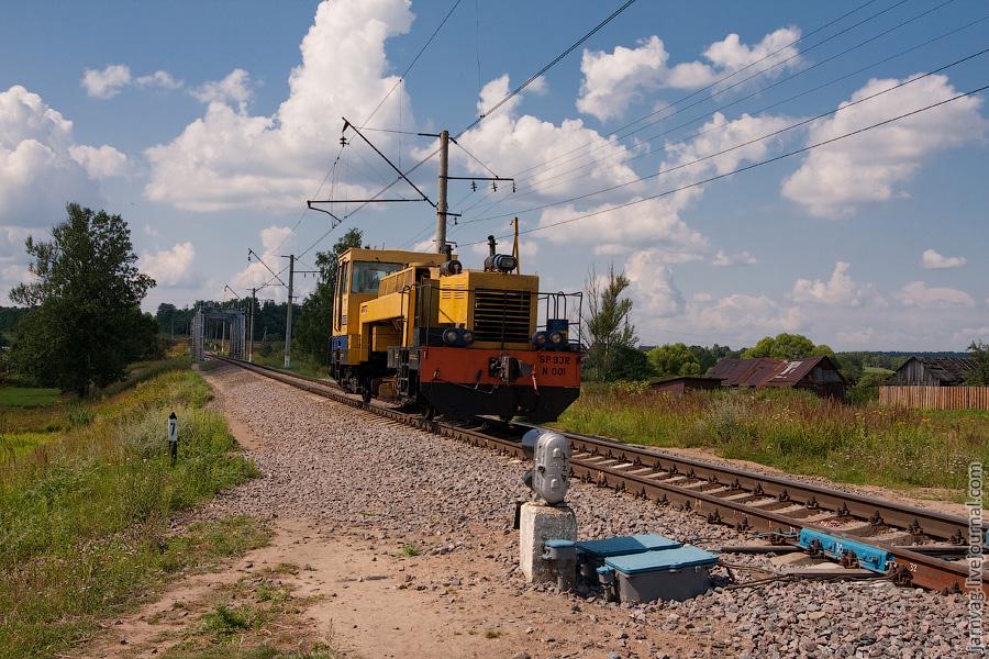 Путевая машина SP93R-001