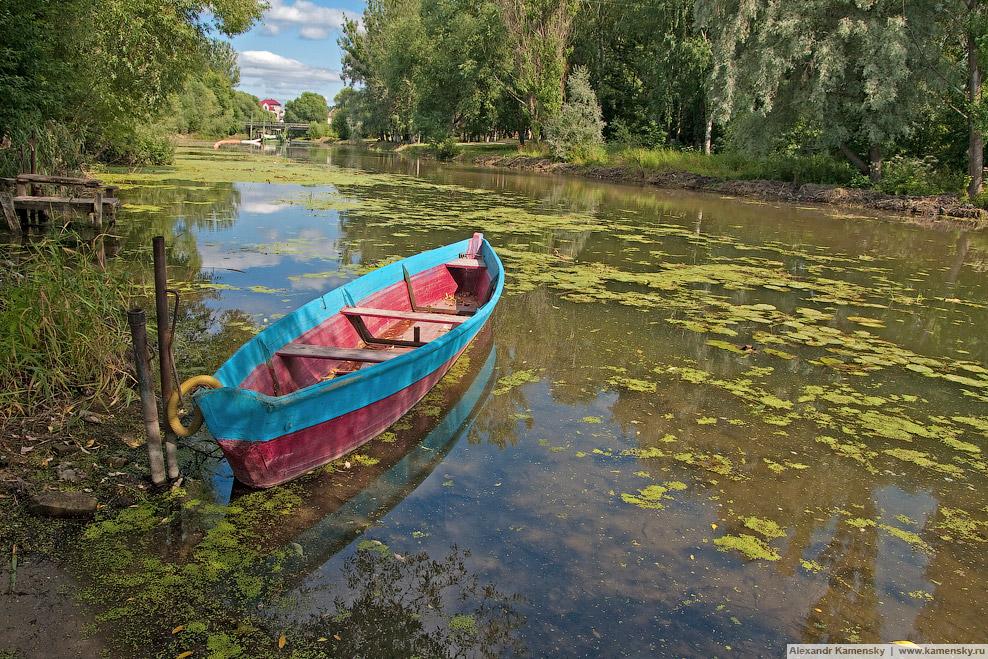 Пейзаж, природа, Ярославская область, Переславль