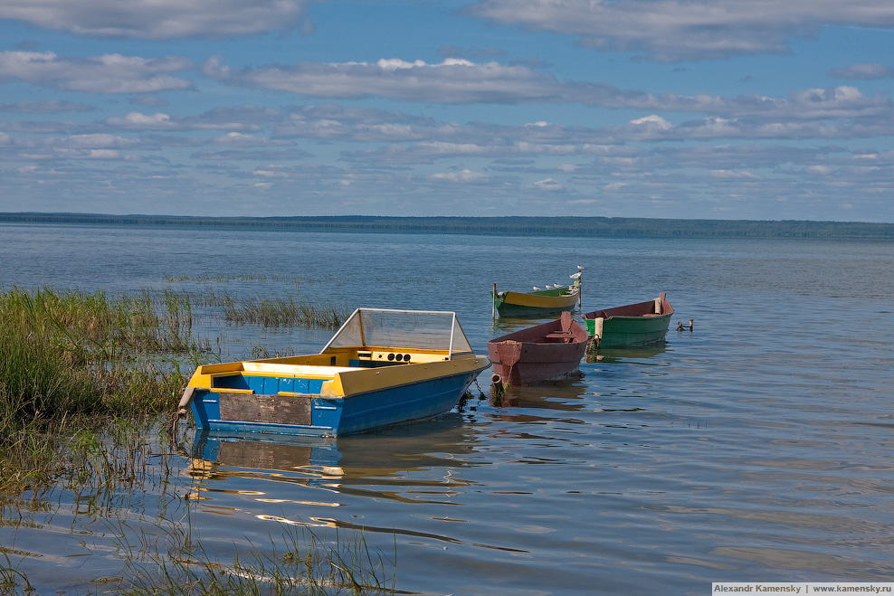 Пейзаж, природа, Ярославская область, Переславль, Плещеево озеро