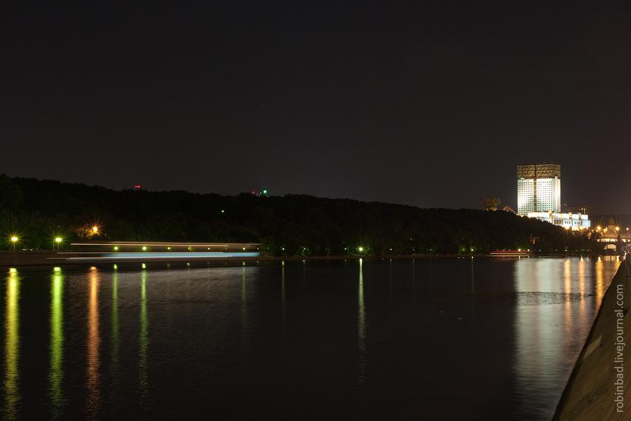 Москва-река у Фрунзенской