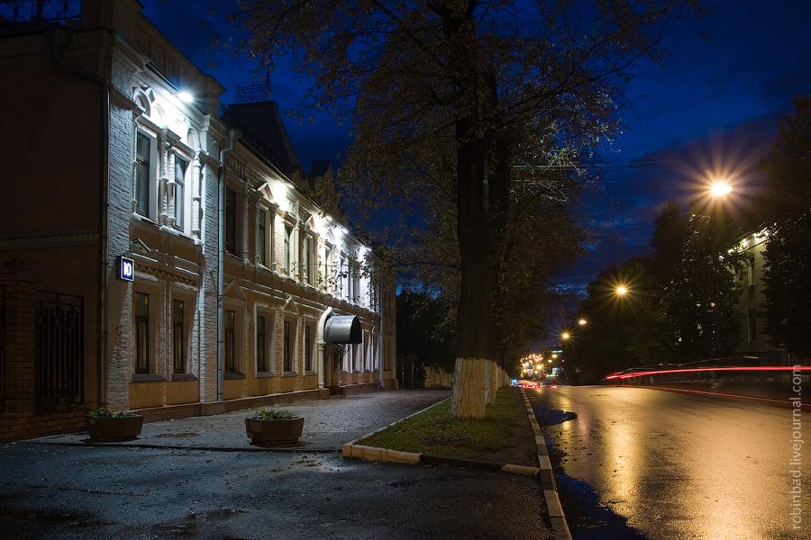 Ночное Лефортово, Главный военный госпиталь
