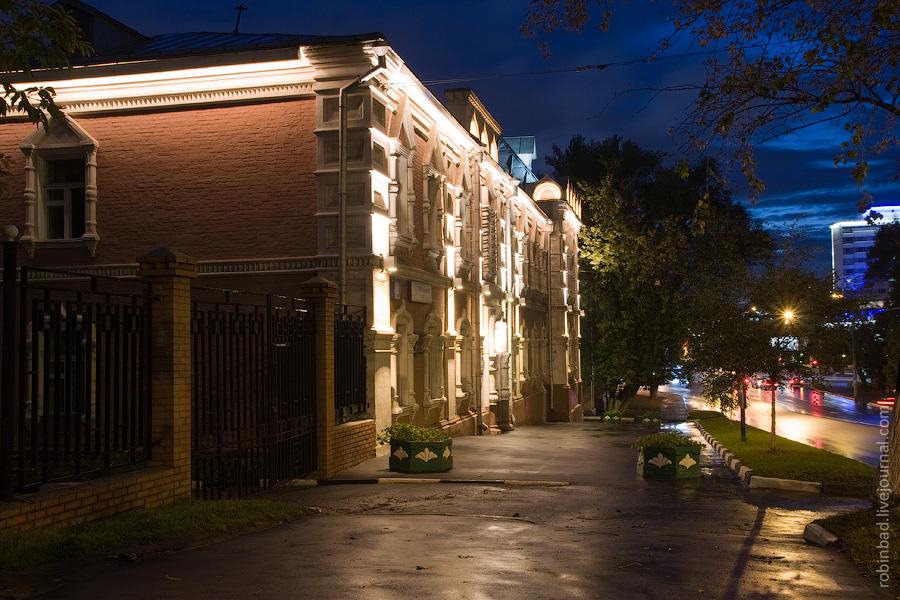 Ночное Лефортово, Социальный центр Лефортово