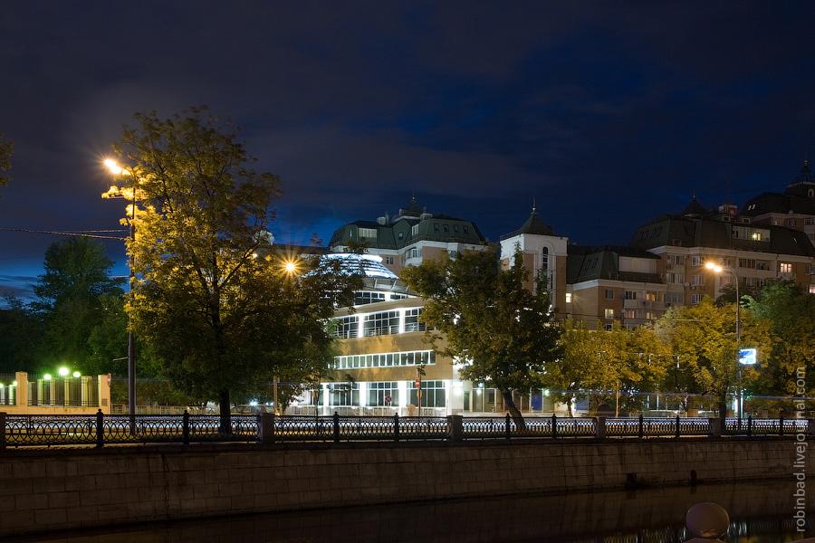 Ночное Лефортово, Жилой комплекс на Рубцовской