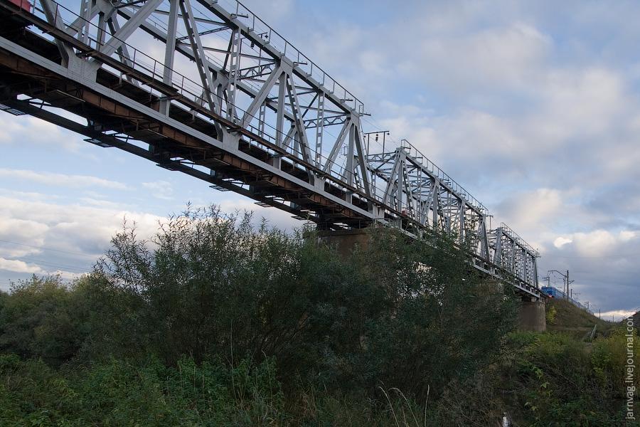 БМО, платформа 185 км, Орехово-Зуево
