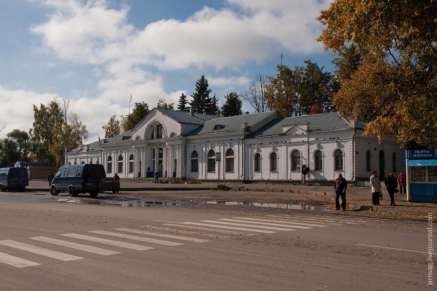 Гусевское ППЖТ, депо