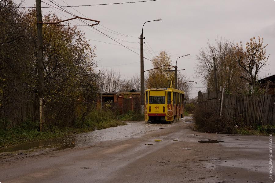 Ногинский трамвай