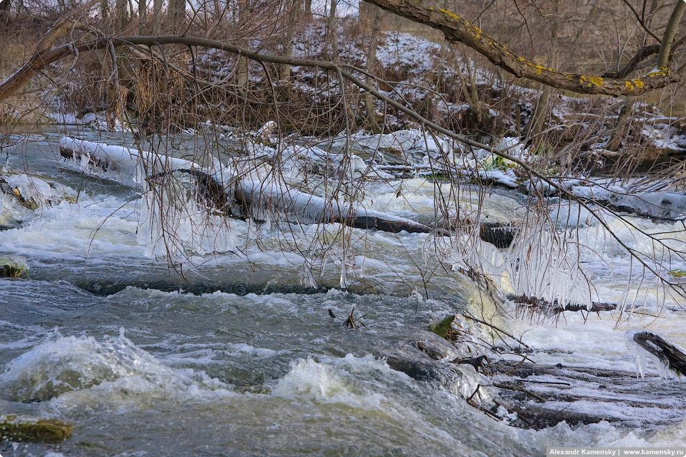 Владимирская область, Киржачский район, ГЭС на реке Киржач