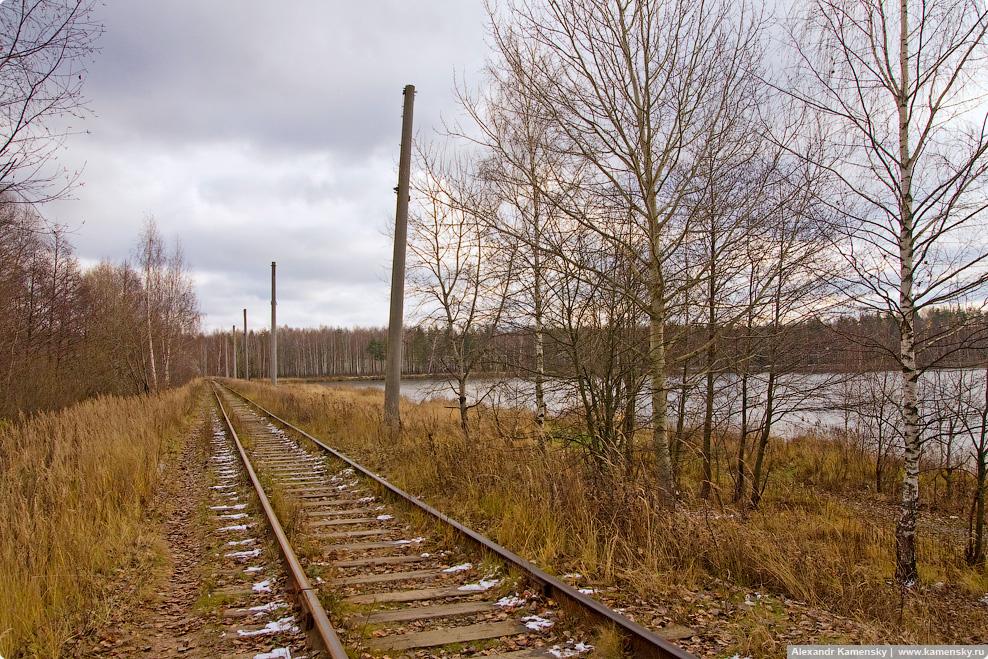 БМО, Давыдово - Воскресенск