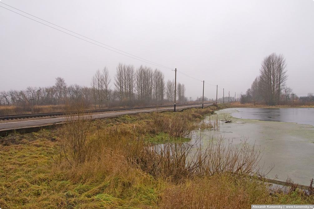 Северная железная дорога, Ивановская область, СЖД, Петровская