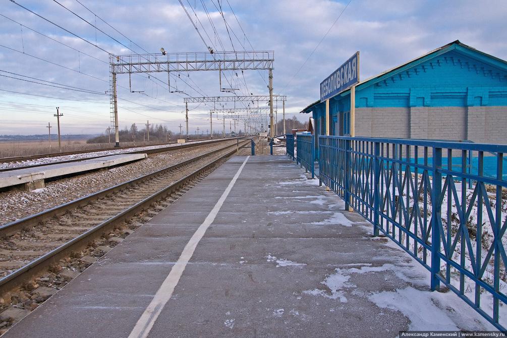СЖД, Ярославская область, Семибратово, Деболовская, Варегово, Ваулово, Козмодемьянск