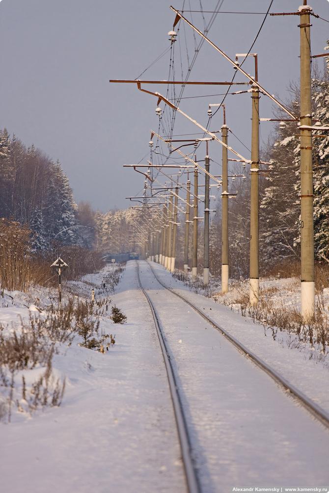 Красноармейская ветка, Ярославское направление, МЖД