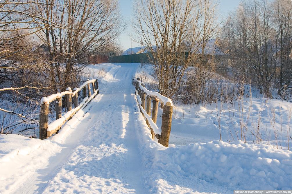 Зима, Мороз, Природа