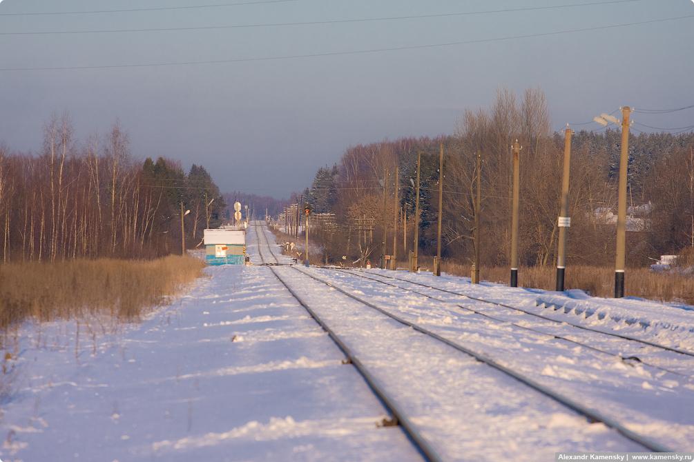 СЖД, ветка Бельково - Иваново, ТЭП70, ТЭП70БС