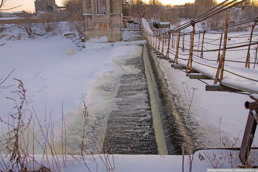 Ивановская область, Петровское, ГЭС