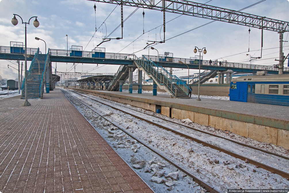 Платформа Москва-3, Ярославское направление