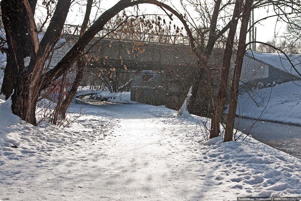 Мост через реку Яуза, Ярославское направление