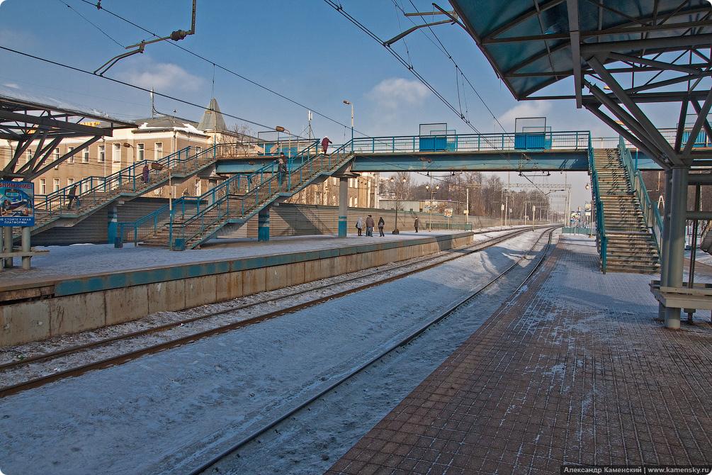 Платформа Яуза, Ярославское направление
