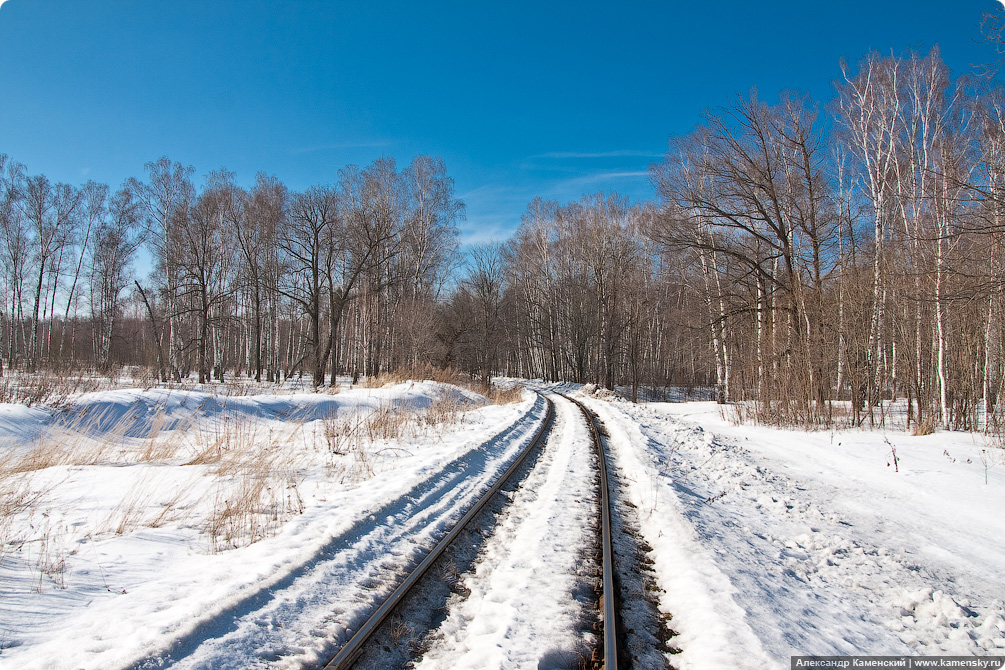 Жилево, Павелецкое направление, подъездной путь