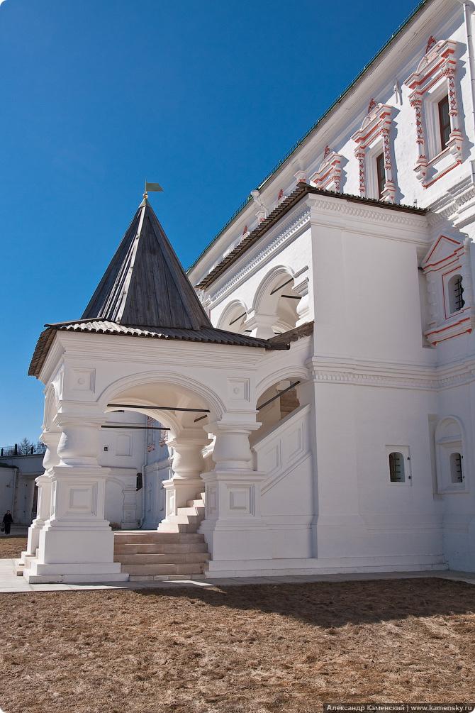 Рязанская область, город Рязань, весенние фотографии, кремль Рязани