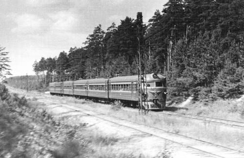 Ивантеевка, железная дорога, фотография, история и современность