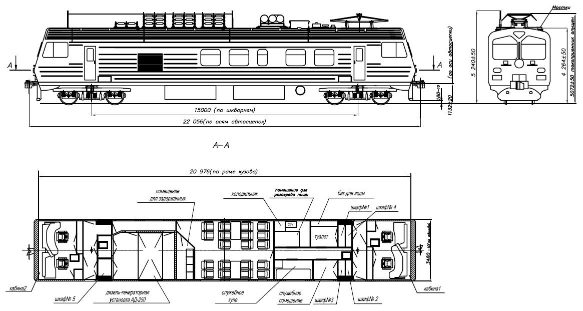 схемы вагонов электропоездов