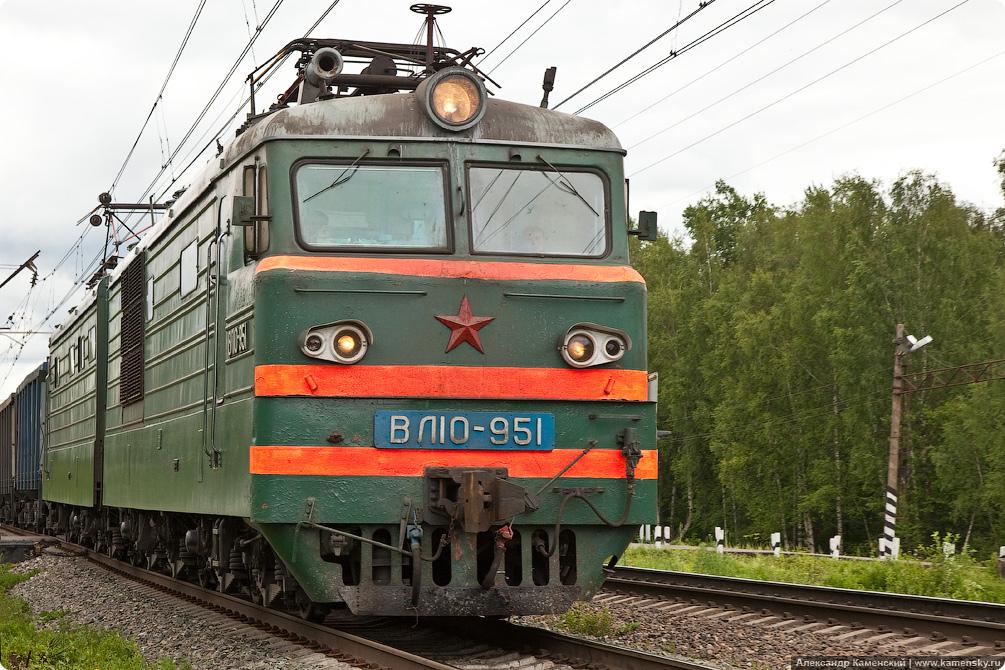 БМО, МЖД, Электровоз ВЛ10-951