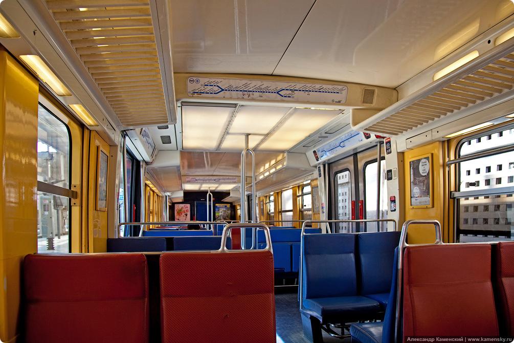 На поезде из Парижа в Кельн,