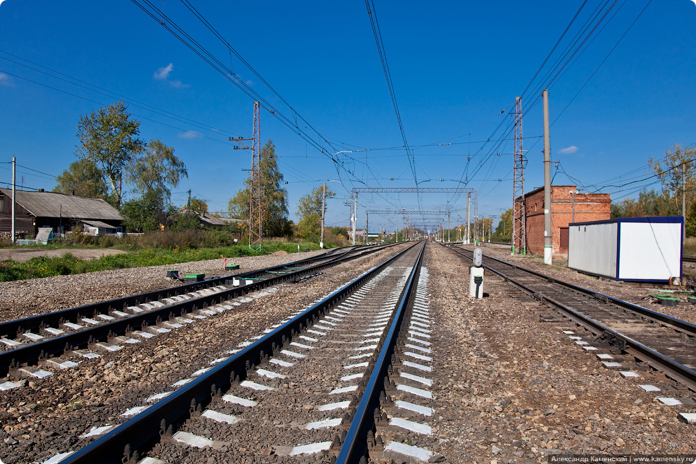 БМО, платформа 328 км, станция Михнево