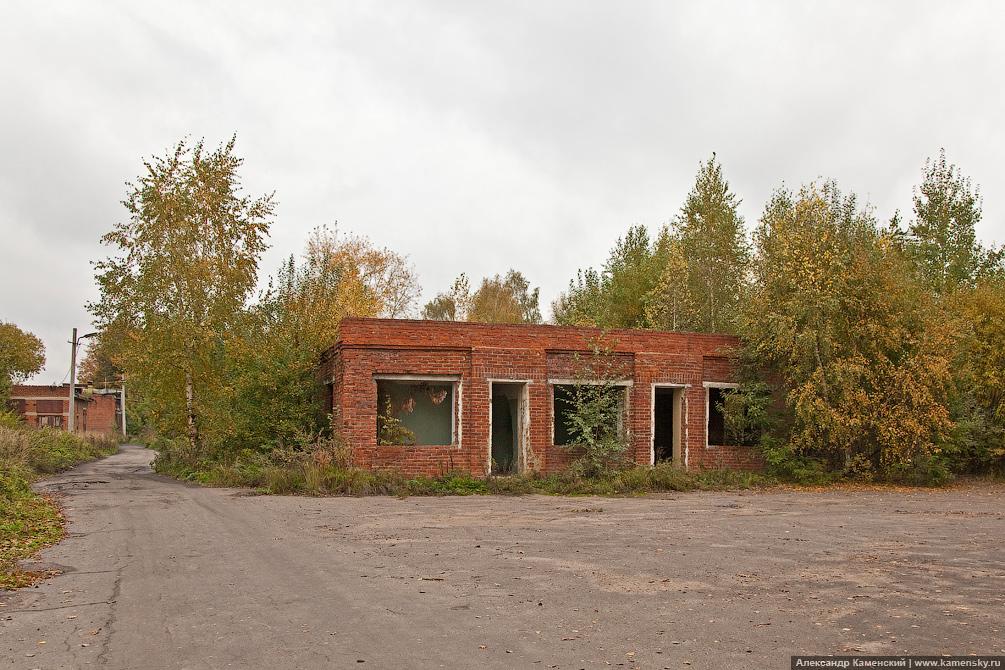 БМО, станция Яганово, развязка
