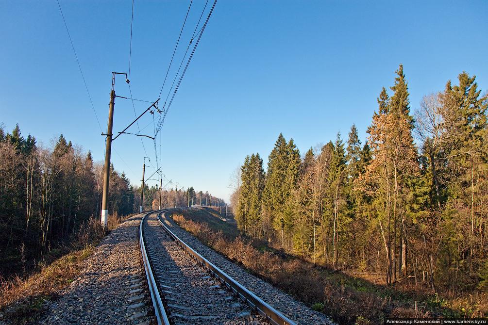 БМО, октябрь, Ярославское направление, 81 км, Наугольный