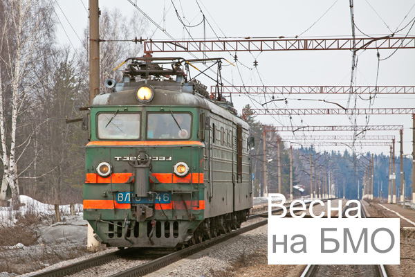 Приход весны 2011, БМО, Илейкино